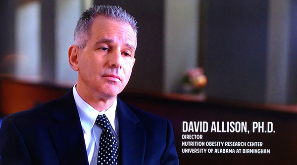David Allison, UAB, Fed Up