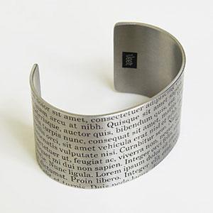 lorem ipsum cuff